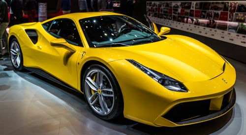 Man Sues Hotel After Valet Gave His $300000 Ferrari to Wrong Person